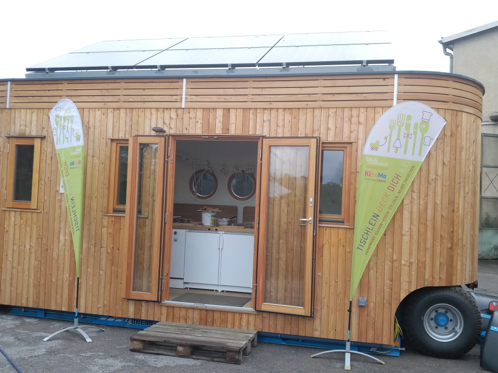 Kinder Koch Mobil Holz Tiny house