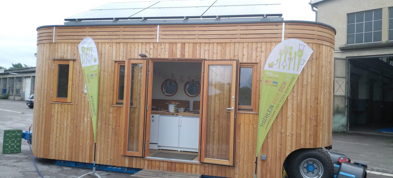 Kinder Koch Mobil Holz Tiny house