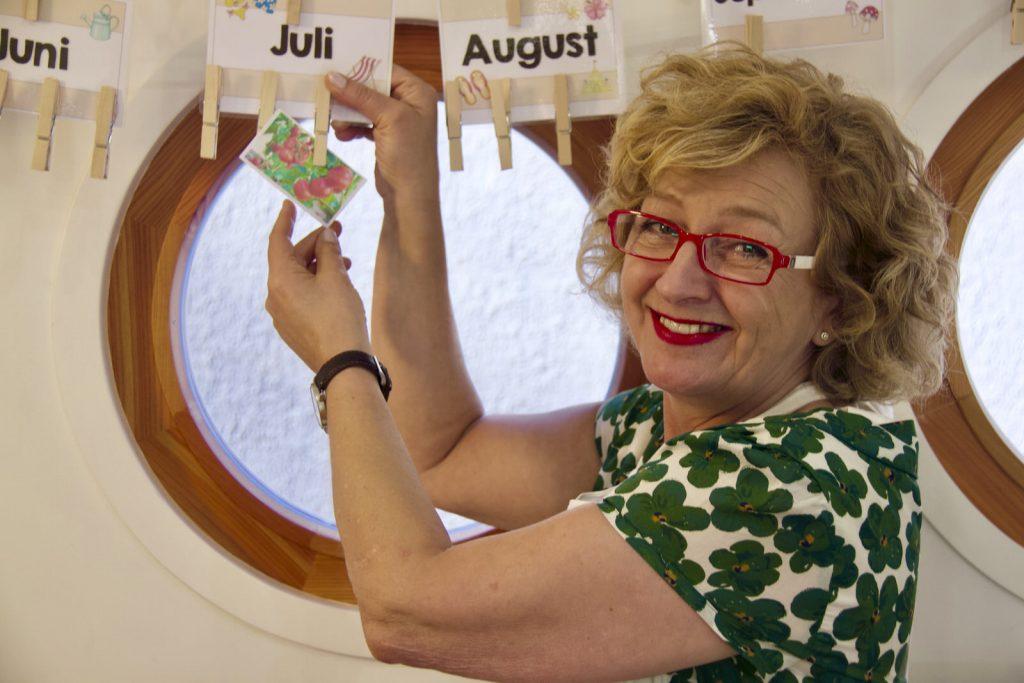 Klimaheld Kinderkochmobil Saisonkalender Was wächst wann Veronika Erdbeeren