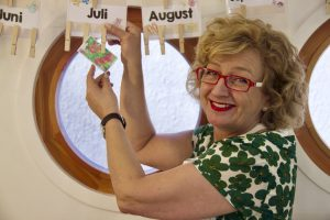 Kinderkochmobil Saisonkalender Was wächst wann Veronika Erdbeeren