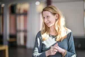 Diana Stier Vorsitzende Verein Tischlein Deck Dich