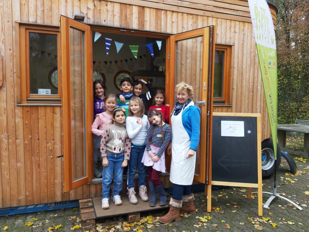 Kochworkshops Schule Kindergruppe