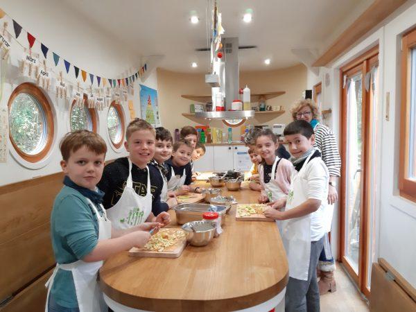 Kochworkshop Schule