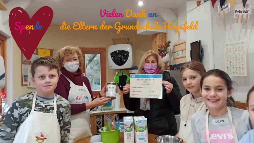 Spenden2020 Grundschule Hagsfeld