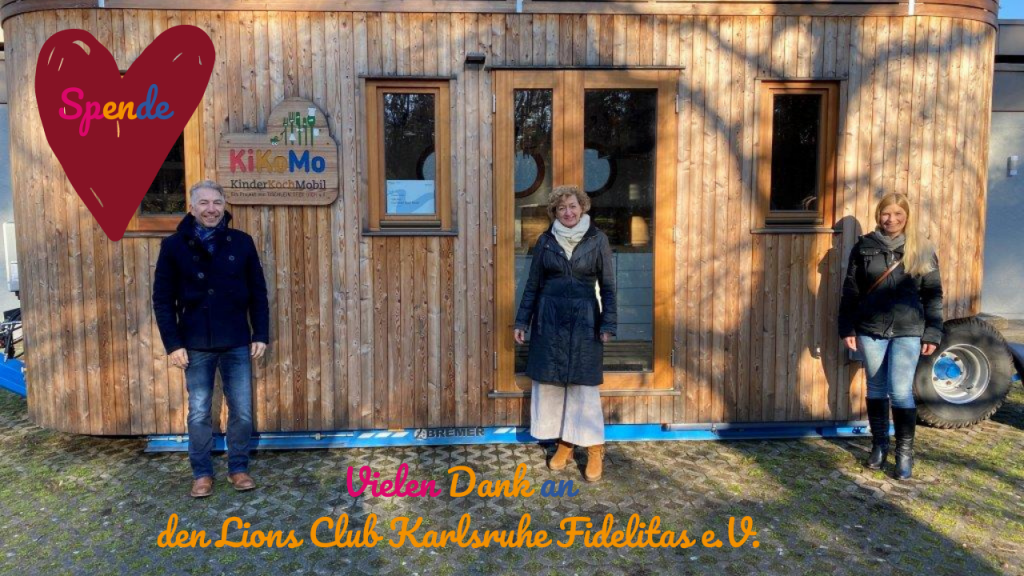 Spenden Lions Club Fidelitas