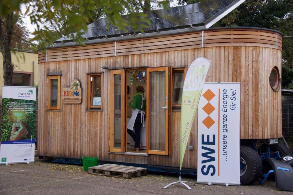 SWR Ettlingen Dreharbeiten Interview