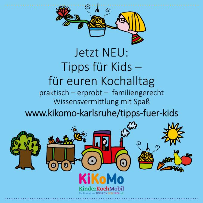 Neu Tipps für Kids